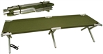 Folding Military Cot, Genuine US Issue ( NEW )