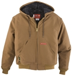 Dickies 11 oz. Ultra Soft® Duck Dickies FR Hooded Jacket