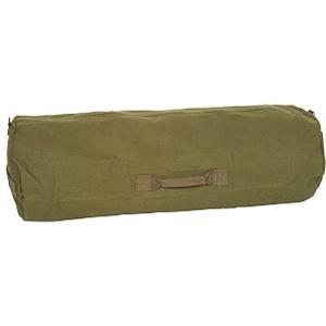 how to fix a zipper on a duffel bag