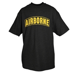 Airborne One-Sided Imprinted T-Shirt