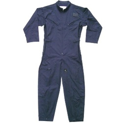 Air Force Zippered Coverall -- Mil-Spec Navy