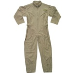 Air Force Zippered Coverall -- Mil-Spec  Khaki