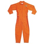 Air Force Zippered Coverall -- Mil-Spec  Orange