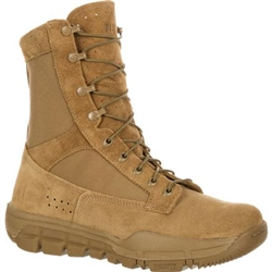 Rocky C4T Trainer Military Duty Boot Coyote Tan