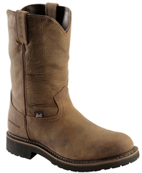 Justin Wyoming Waterproof Pull-On Work