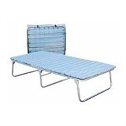 Blantex XB-6 Wide Folding Cot with Foam Mat