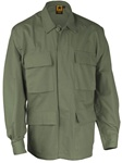 4-Pocket BDU Coats - Olive