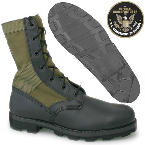 Olive Drab Jungle Vulcanized Boot armynavyplus  691bfd4e9183