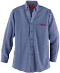 5.5 oz. Ultra Soft® Dickies FR Button Down Shirt