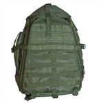 Ambidextrous Teardrop Tactical Sling Pack