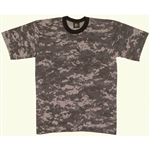 Subdued Digital Urban Camo T-Shirt