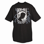 POW/MIA  One-Sided Imprinted T-Shirt