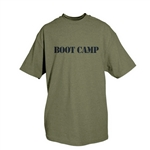 Boot Camp   One-Sided Imprinted T-Shirt