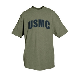 USMC One-Sided Imprinted T-Shirt