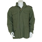 Retro M65 Field Jacket with Liner