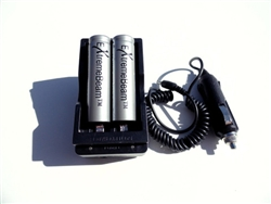 ExtremeBeam 18650 Charger Kit (2B)