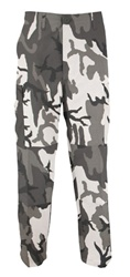 BDU Pants - Urban Camo