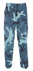 BDU Pants - Midnight Camo
